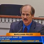 Washington State Rep. Chris Hurst, former drug cop